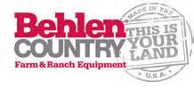 Behlen - Logo